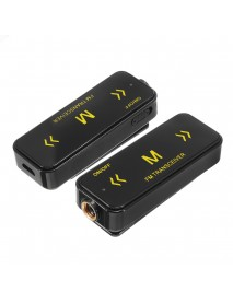 2Pcs Mini 400-480MHz 16 Channels Walkie Talkie UHF Two Way Radio PC Programmable CTCSS/DCS Radio