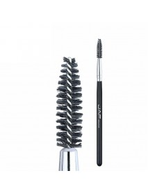 Eye Makeup Brushes Set Mascara Eyeliner Eyelashes Flat Definer Brush Eyebrow Shaper Comestic Tools