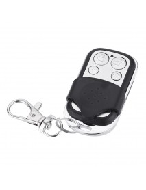 433Mhz Wireless Alarm Remote Controller Transmitter Switch Electric Gate Garage Door Gate Remote Control