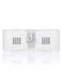 2pcs Audew 12V 580LM LED Portable Wireless Cabinet Night Light Under Closet Lamp