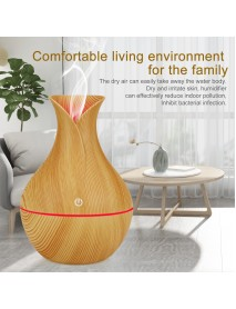Aromatherapy Air Humidifier Wood Grain Essential Oil Diffuser Aromatherapy