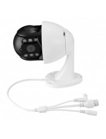 1080P 2.0MP WiFi Wireless PTZ Security IP Camera Outdoor Waterproof Monitor Night Vision
