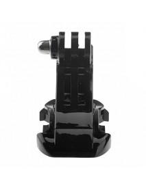 2pcs Liquc Black Vertical Surface J-Hook BucklE-mount ST-20