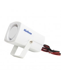 120DB DC12V Mini Wired Siren Horn For Wireless Home Alarm Security System Alarm