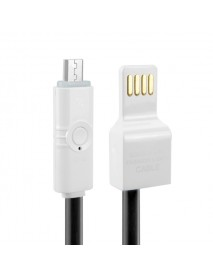 1.0M USB 2.0 to Micro USB OTG Charging Data Cable for Tablet Cell Phone