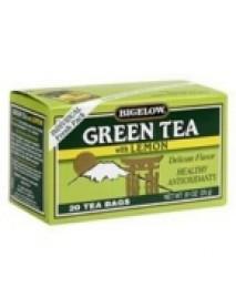 Bigelow Green Tea With Lemon (6x20 Bag)