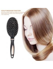 Anti-static Extension Plastic Airbag Massage Comb Hair Curler Comb
