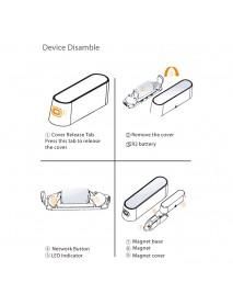 2.4G WIFI Wireless Smart Window Door Sensor Detector for Tuya Smart Home