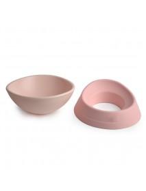 Pet Cat Dog bowl 360 Degree Any Angle Cat Bowl Tilting Anti-skid Pet Bowl Non-slip Resin Dog Feeders