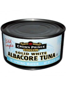 Crown Prince Albacore Tuna in Water (12x12 Oz)