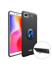 Bakeey 360 Rotation Finger Ring Magnetic Car Holder Shockproof Protective Case For Xiaomi Redmi 6A