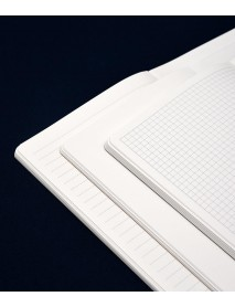 2pcs Noble Paper NoteBook From Xiaomi Youpin PU Cover Slot Book for Office Travel with a Gift Notebook