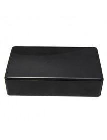 10Pcs Black Plastic Electronic Box Instrument Case 100x60x25mm Junction Case