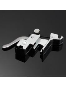 15Pcs Low Shank Sewing Machine Feet Presser Walking Foot Set Kit Tools