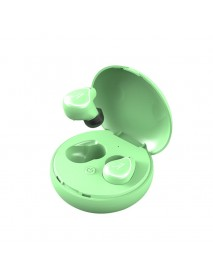 A4 TWS Earphone bluetooth Wireless Headphone Touch Control Binaural Earbuds with Charging Case