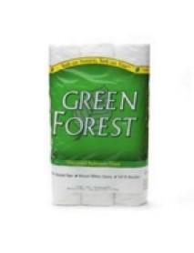Green Forest Bath Tissue White 2-Ply (24x4 PK)