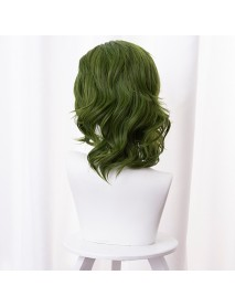 Joker Arthur Fleck Joaquin Phoenix Cosplay Wig Curly Green Hair