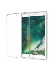 Clear Crystal Transparent Soft TPU Case For New iPad 2017