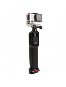 Floating Handheld Monopod Floaty Pole with WIFI Remote Control Clip
