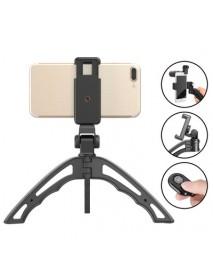 APEXEL APL-JJ04 Portable Bluetooth Selfie Camera Handheld Tripod Monopod Bracket Phone Holder Mount