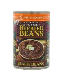 Amy's Kitchen Refried Black Beans Low Sodium (12x15.4 Oz)