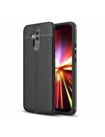 Bakeey Litchi Pattern Shockproof Back Cover Protective Case for Huawei Mate 20 Lite