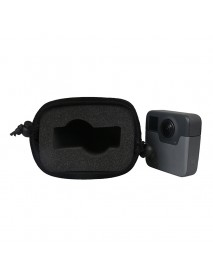 Protective Soft Storage Pail Camera Bag Portable Case Cover for GoPro Fusion 360degree Action Camera