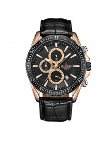 ARMIFORCE AF8001 Calendar Casual Sport Men Watches Waterproof Date Display Quartz Watch