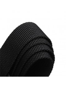 Black Replacement Adjustable Bag Shoulder Strap Camera Laptop Messenger