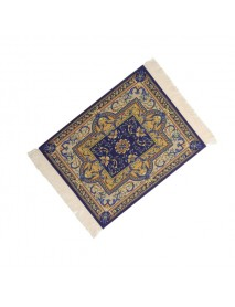 27cm x 18cm Bohemia Style Persian Rug Mouse Pad For Desktop PC Laptop Computer