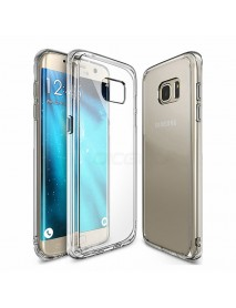 Bakeey Ultra Thin Transparent Soft TPU Case for Samsung Galaxy S6 Edge