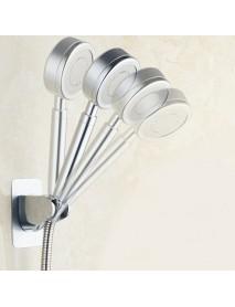 Adjustable Shower Base Strong Viscosity Shower Head Holder Head Stand Bathroom Accessories