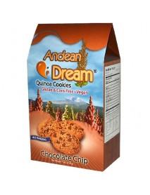 Andean Dream Quinoa Choc Chip Cookies Gluten Free (6x7 Oz)