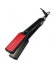 40s Fast Hair Straightener Iron MCH Heating Digital LCD Display Anti Static Fast Hair Straightening Flat Iron