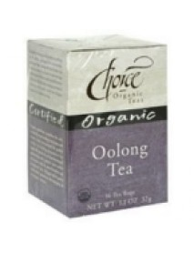Choice Organic Teas Oolong Tea (6x16 Bag)