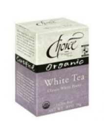 Choice Organic Teas White Tea (6x16 Bag)