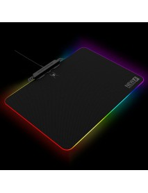 1STPLAYER HY-MP01 Gaming Mouse Pad With 10 Models RGB Light USB Wired RGB Backlit With Touch Control