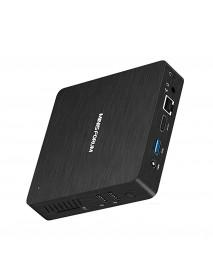 COOFUN Mini PC Intel Atom Z8350 4GB DDR3 64GB SSD 1.44 GHz to 1.92 GHz Fanless USB2.0