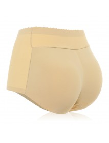 Mid Waist Padded Bottoms Shaping Panties