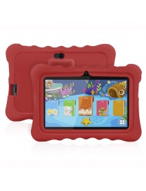 Ainol Q88 RK3126C 1.3GHz 1GB RAM 16G Android 7.1 OS Kid Tablet-Red