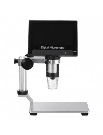1000 x Electronic Microscope USB Digital 2.0 Mp Magnifier 4.3 Inch LCD Display