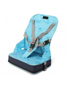 Foldable Baby Safety High Folding Chair Feeding Seat Infant  Dining Travel Belt New