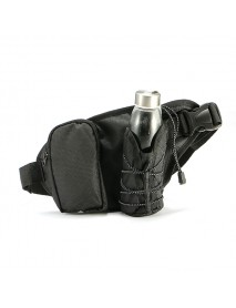 KCASA KC-BC07 Running Cycling Waist Water Bottle Carrier Belt Bag Travel Sport Phone Kettle Holder