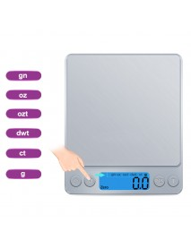 Honana 500g/0.01g Electronic Kitchen Weight Scale High-Precision Mini Pocket Digital Scale