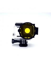 58mm UV CPL ND Filter Kit for Gopro Hero 5 Black Waterproof Housing Case