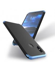 Bakeey 3 in 1 Aluminum Metal Frame Plastic Shockproof Protective Case For Xiaomi Mi8 Mi 8