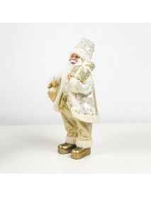 Xmas Santa Doll Christmas Figurine Ornament Gifts Decoration Toys