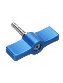 M4 M5 M6 Camera Adjustable Hand Tightening Screws T Shape Aluminum Alloy Adjustable Handle Screw