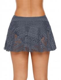 High Waist Skirt Swim Lace Bottoms Swimwear Panty By Banggood