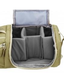 DSLR Camera Sling Cross Bag Case Soft Padded Backpack Waterproof Storage Bag